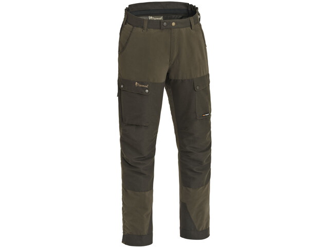 Pinewood Wolf Lite Broek Kinderen, hunting brown/suede brown